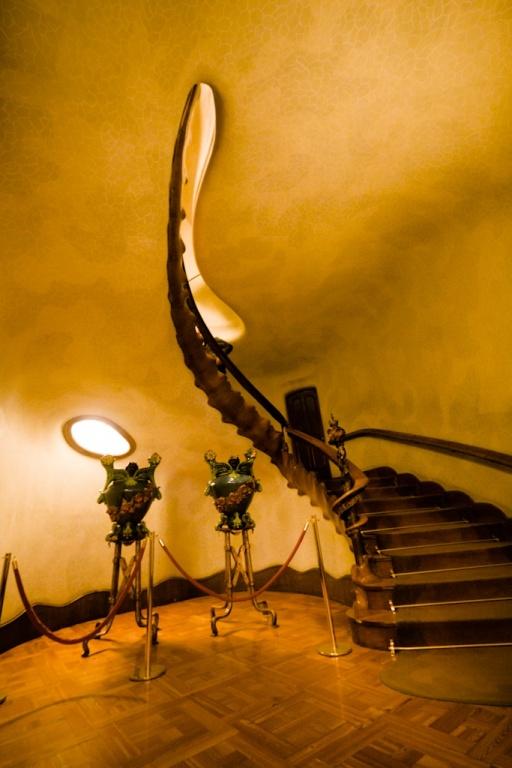 Лестница-ухо. Автор: Iberian Proteus. Фото:  www.flickr.com
