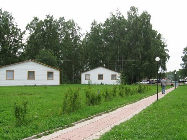 Коттеджи. Фото: arkaim-travel.ru
