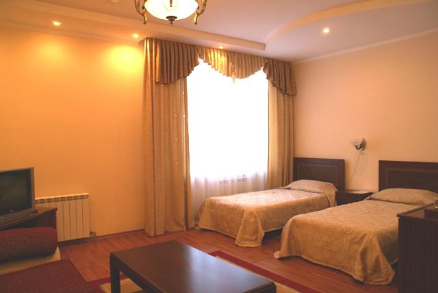 Номер «Стандарт». Фото: www.bereke-burabai.com