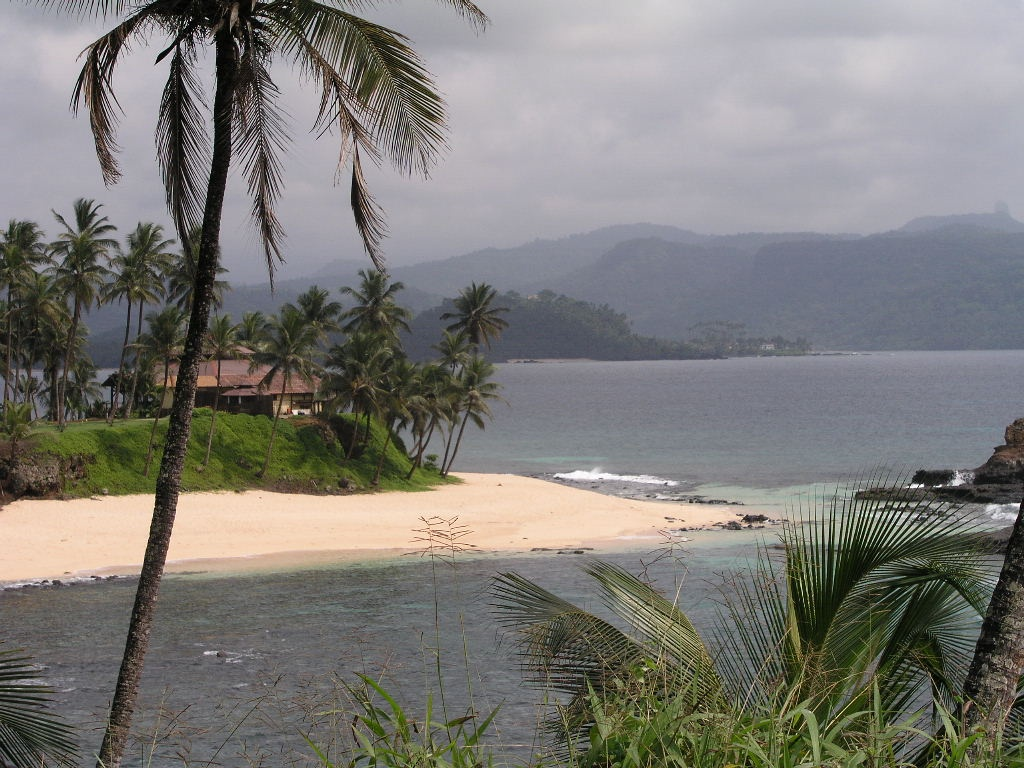 Пляжи Сан-Томе и Принсипи. Автор: Joao Maximo. Фото:  www.flickr.com