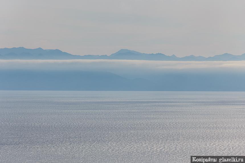 Вершины хребта Хамар-Дабан. Фото с сайта  glazelki.ru