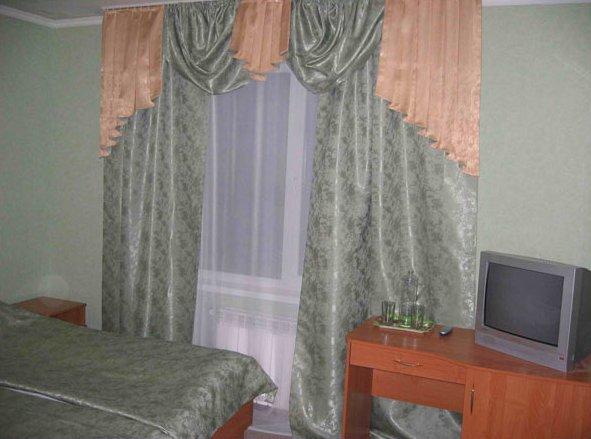 Двухместный номер. Фото: www.poliken.ru