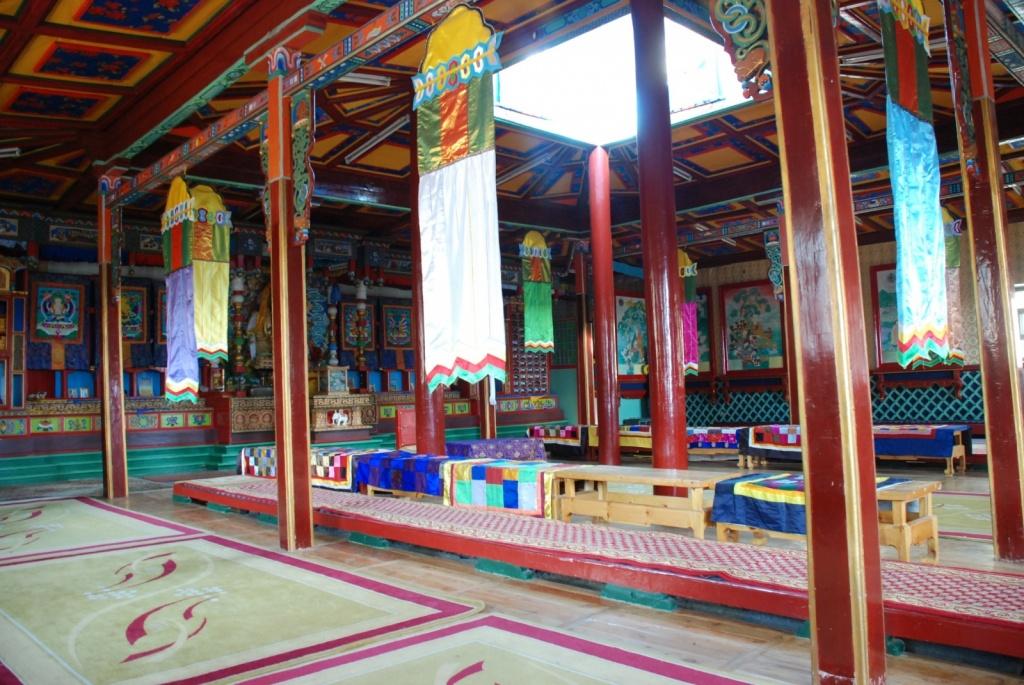 Буддийский храм в Монголии. Автор: Mario Carvajal. Фото:  www.flickr.com