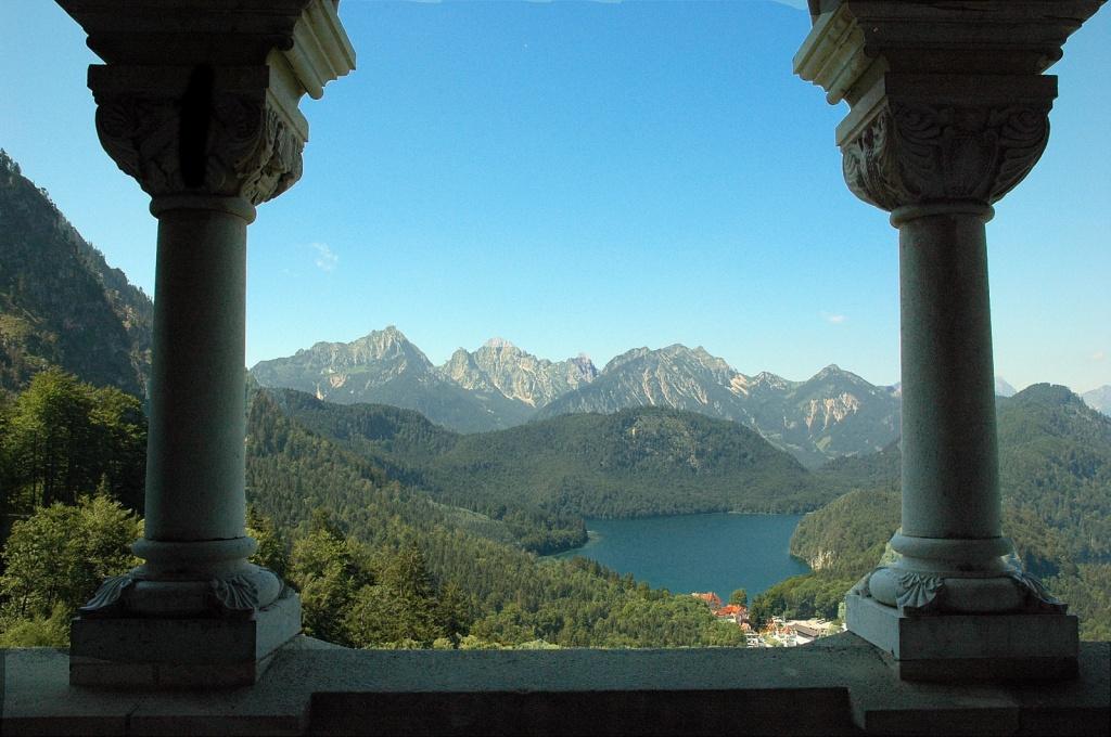 Вид из замка. Автор: Mr G's Travels. Фото:  www.flickr.com