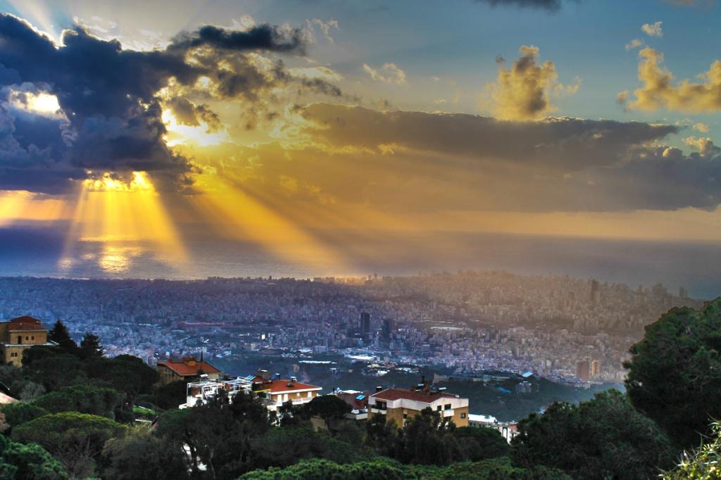 Бейрут. Фото:     rabiem22