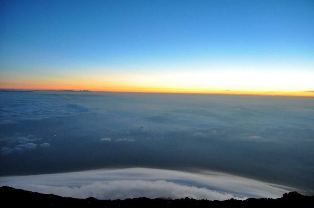 Вид с горы. Автор: Banzai Hiroaki. Фото:  www.flickr.com