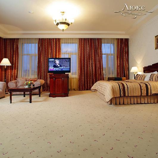 Люкс. Фото: www.magistrathotel.com
