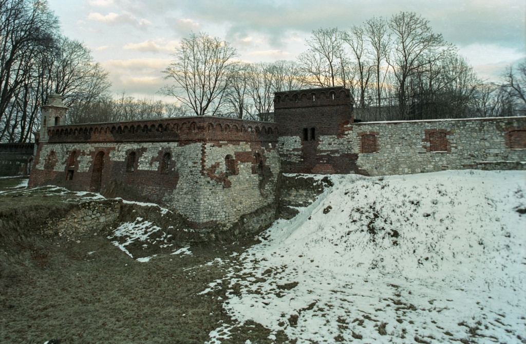 Руины рыцарского замка в Пилице. Автор: Jerzy Strzelecki. Фото:   wikipedia.org