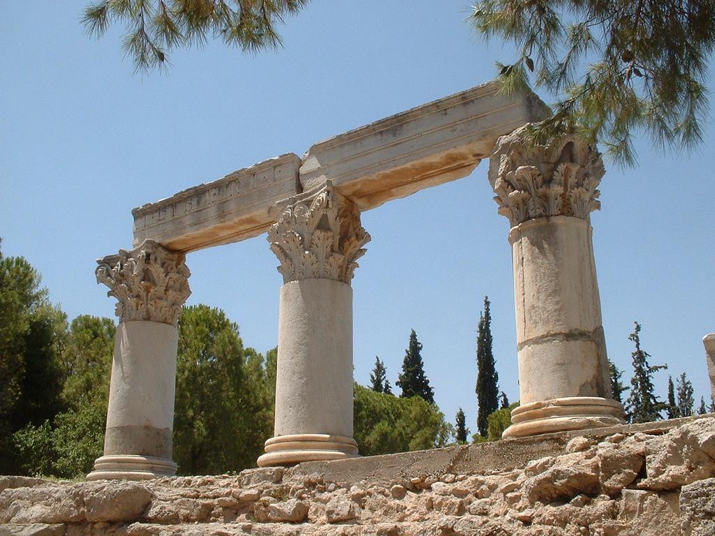 Храм Октавии. Автор: condour. Фото:  www.flickr.com
