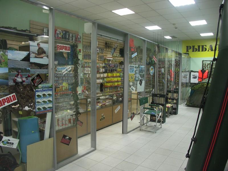 Магазин «На крючке». Фото: рыбак-54.рф