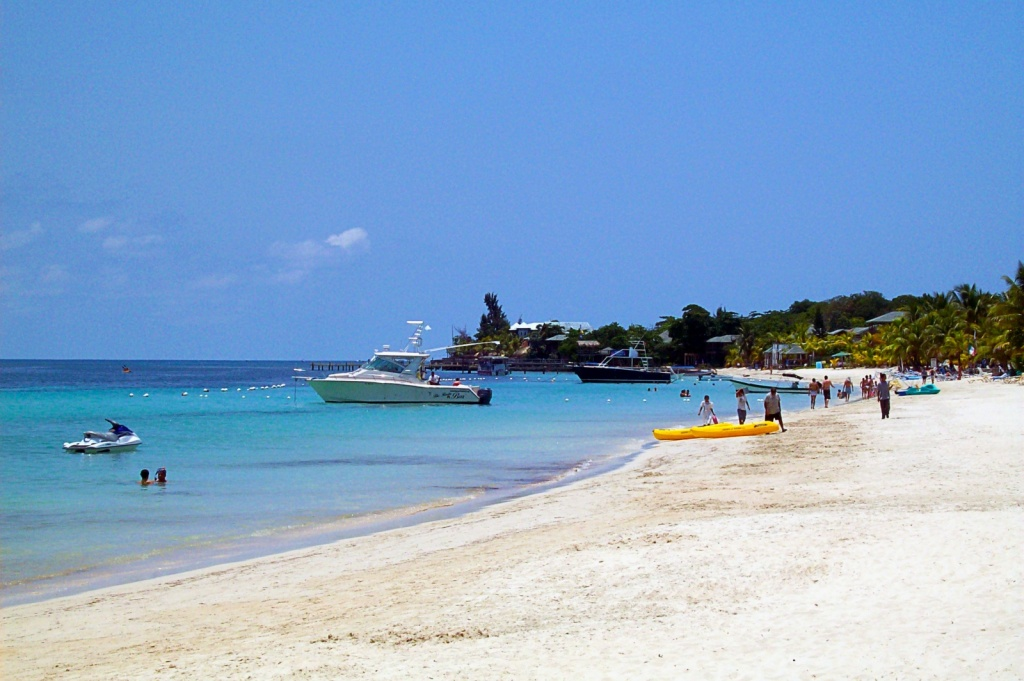 Пляж Гондураса. Автор: Adalberto.H.Vega. Фото:  www.flickr.com