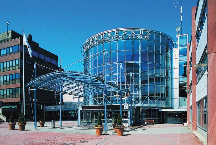 Helsingin Messukeskus. Фото: www.helsinki.ru