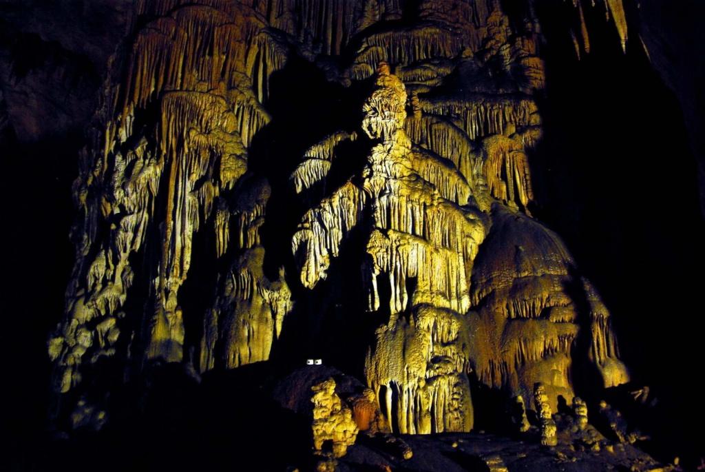Пещера Манита печ. Автор: optimatyi. Фото:  commons.wikimedia.org