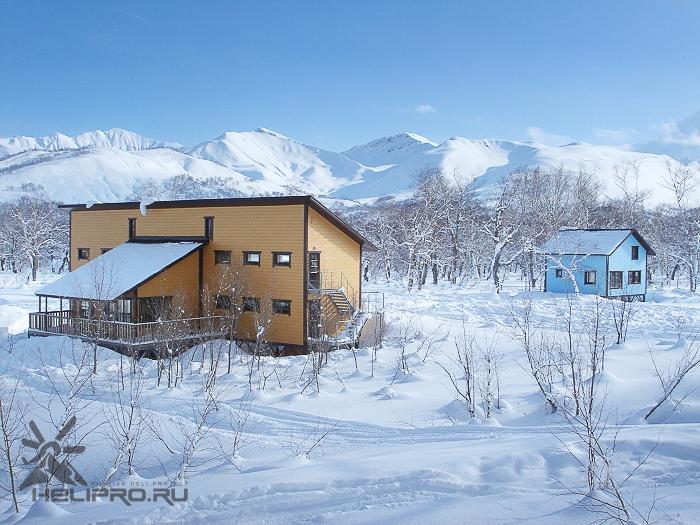 Гостиница и VIP шале. Фото:    www.snow-valley.ru