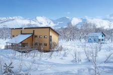 Снежная долина