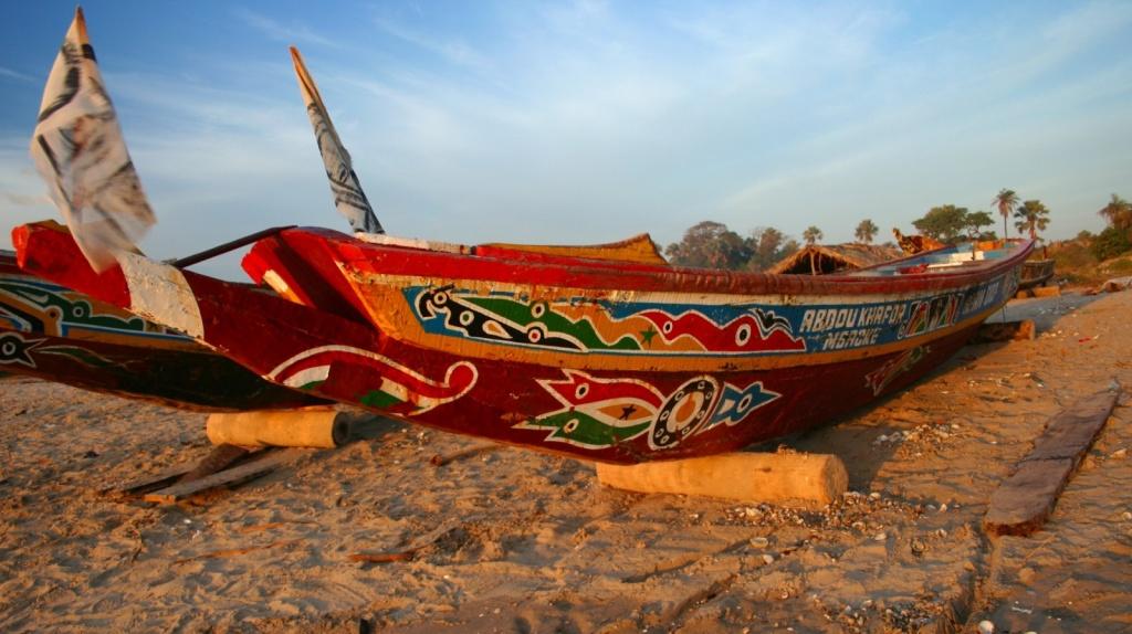 Рыбацкая лодка. Автор: Mishimoto. Фото:  www.flickr.com