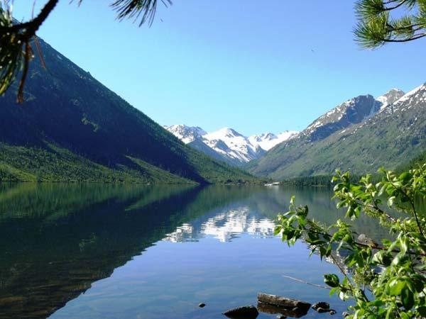 Нижнее Мультнское озеро