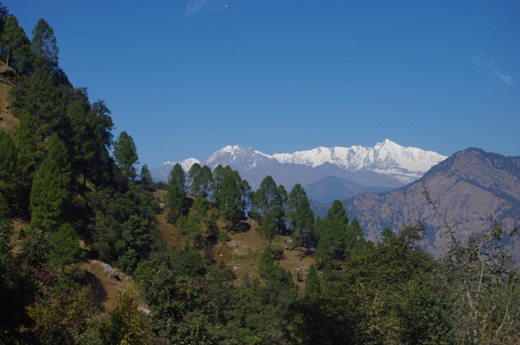 Гималаи. Автор: Qihui. Фото:  www.flickr.com