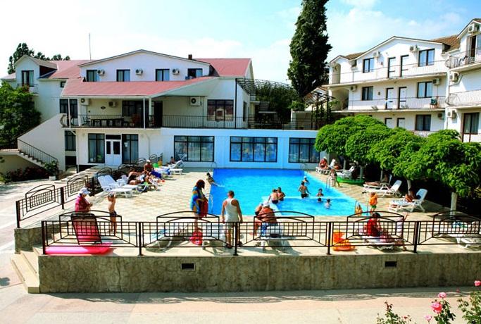 Курортный комплекс «Фея». Фото: www.feya-hotel.ru