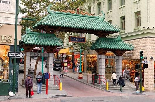 Чайнатаун Сан-Франциско. Фото: www.americancities.ru