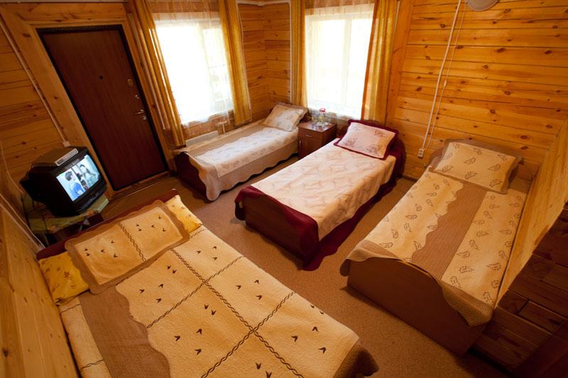«Полулюкс». Фото: www.baikal-raduga.ru
