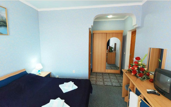 Интерьер номера. Фото: www.sharm-hotel.ru