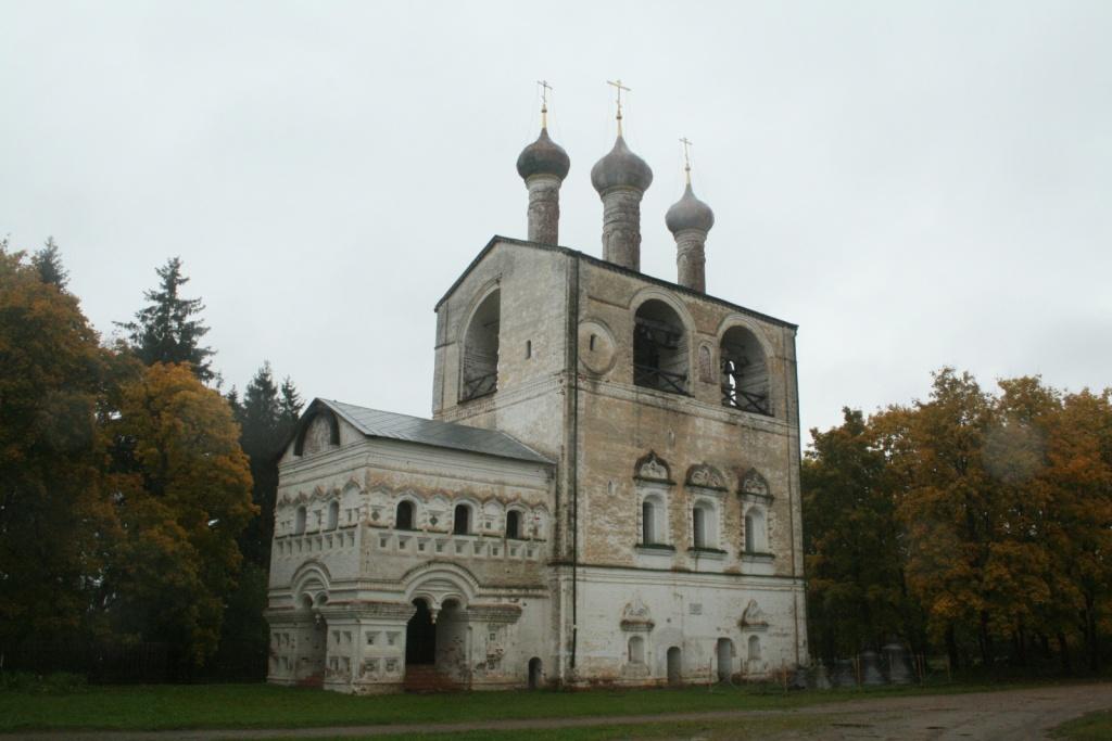 Борисоглебский монастырь близ Ростова. Фото:  «Тонкости туризма»