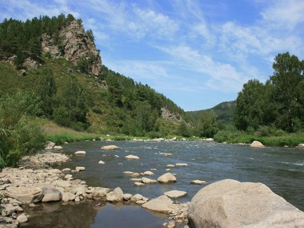 Река Песчаная