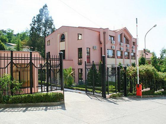 Отель «Радужный». Фото: www.hotel-raduzhny.com