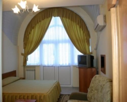 Номер «Полулюкс». Фото: www.paradise-hotel.ru