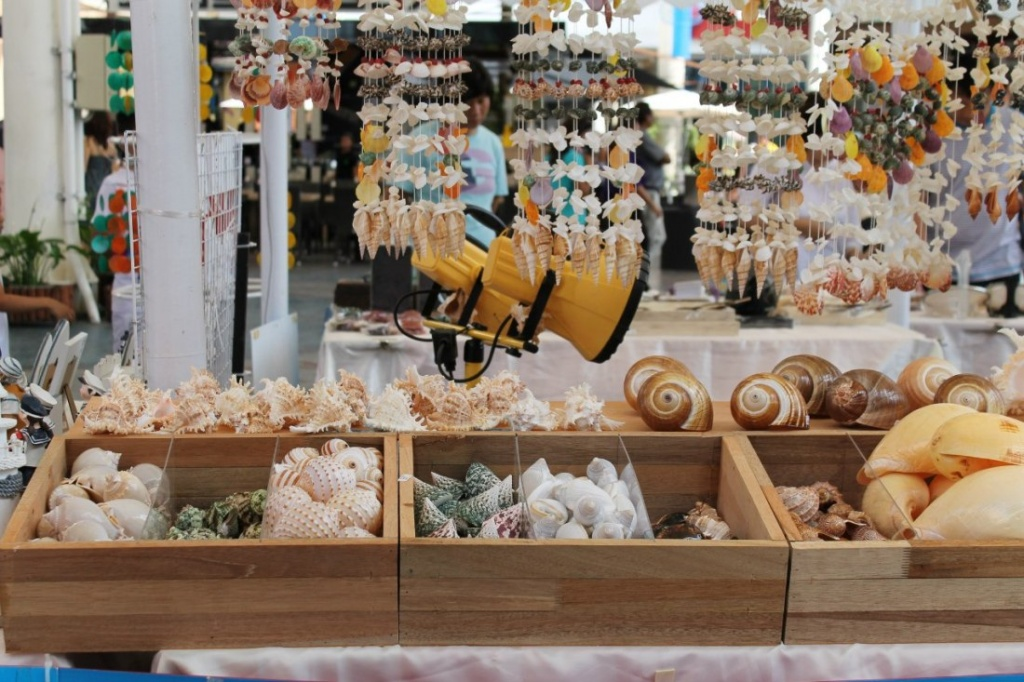 На рынке. Автор: Наталья Куликова