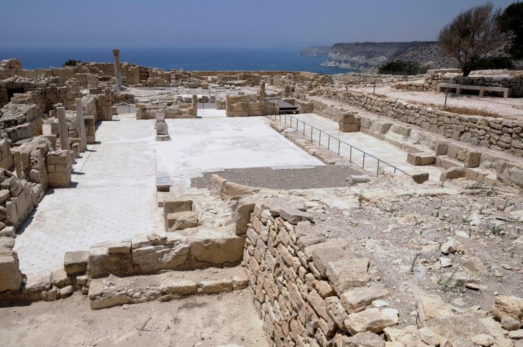 Руины раннехристианской базилики. Автор: Son of Groucho. Фото:  www.flickr.com