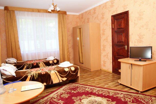 «Полулюкс». Фото: www.kurort-borovoe.kz