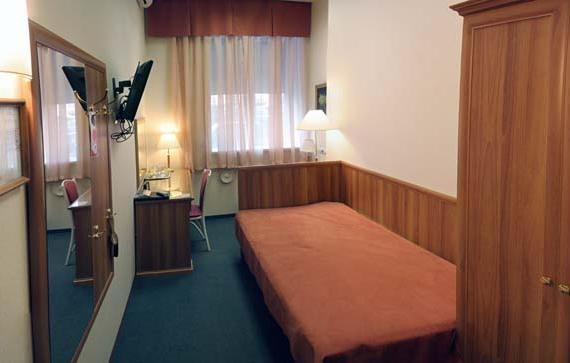 Гостиничный номер. Фото: www.miniotel24.ru