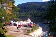 Два дня на Телецком озере