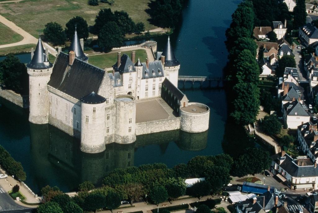 Автор: Office de tourisme Sully, Loire et Sologne. Фото:  www.flickr.com