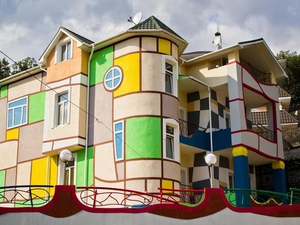 Гостевой дом «Монпансье». Фото: monpansie.com.ua