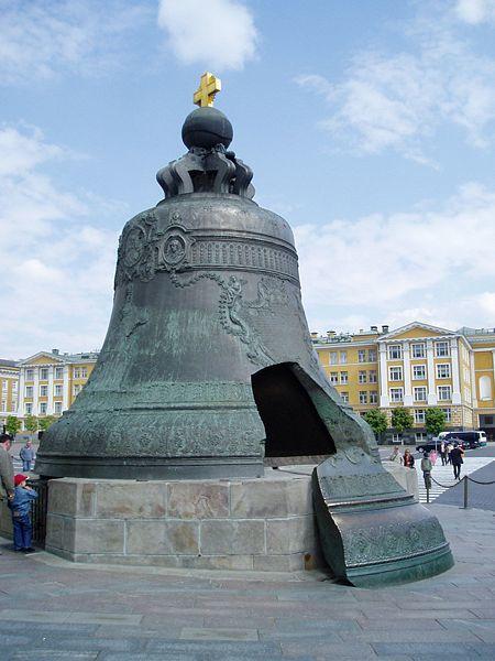 Царь-колокол   Фото:  tourister.ru