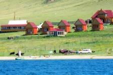 Пристань Ольхона