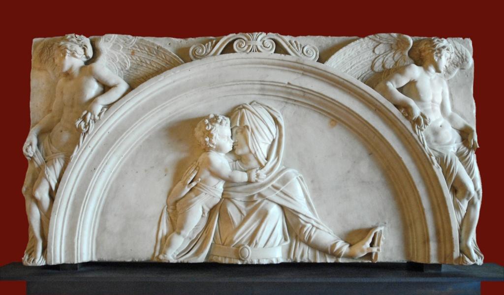 Jacopo Sansovino (Ca' d'Oro, Venise). Автор: Jean-Pierre Dalbera. Фото:  www.flickr.com