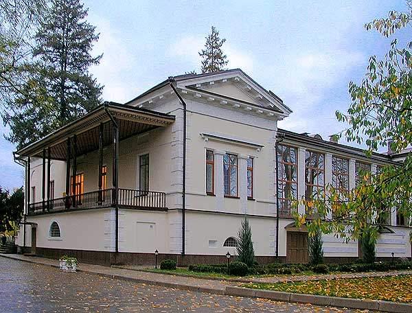 Дом М. Воронцова. Фото:  relaxtravel.ru