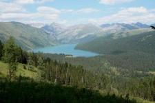 Озеро Тальмень (Тайменье)