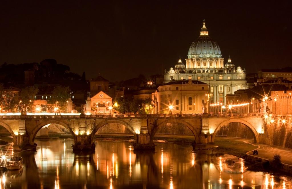 Виды Ватикана. Фото с сайта tonkosti.ru