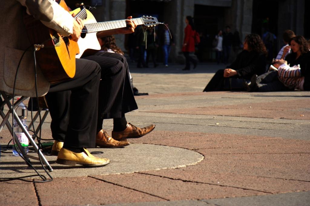 Мероприятие на Площади Маджоре. Автор: sterte. Фото:  www.flickr.com