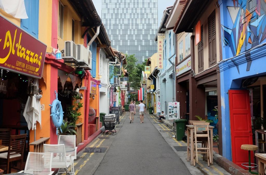Малайская деревня. Фото:  www.flickr.com