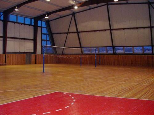 Спортивный зал. Фото: www.omsktour.ru