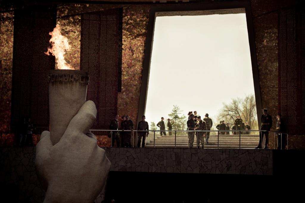 Зал Воинской славы. Автор: Dmitry Ilyinov. Фото:  www.flickr.com