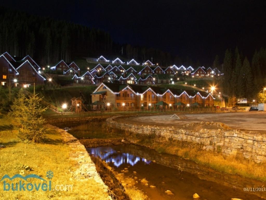 Жилой комплекс «Буковель». Фото: bukovel.com