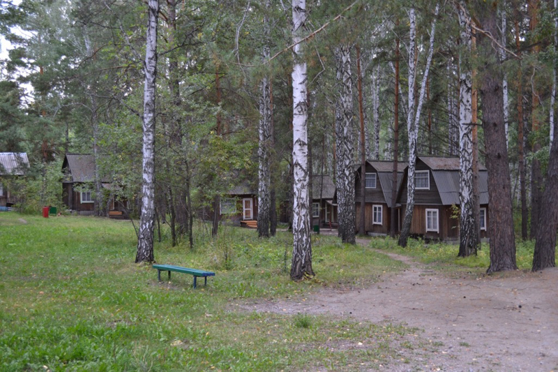 6-местные домики