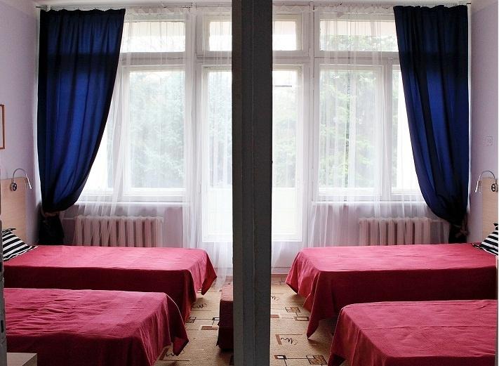 «Семейный»  номер. Фото: www.malbuhta.ru
